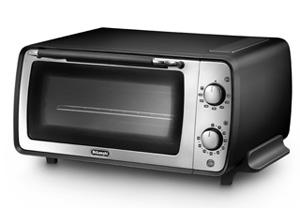 オーブンの本格機能とトースターの手軽さを兼ね備えたオーブン&トースター。
