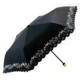 晴雨兼用軽量UVカット遮熱遮光折畳傘