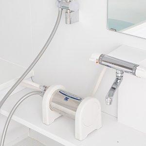 画像1: ゼンケン 風呂用浄水器 アクアセンチュリー・レインボー