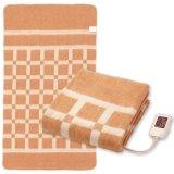 椙山紡織 電気敷き毛布(ゲルマニウム)