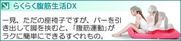 ピュアフィット らくらく腹筋生活DX