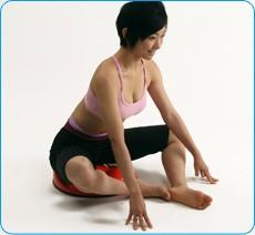 正しい骨盤位置のストレッチ運動は1日たった5分で効果を実感!