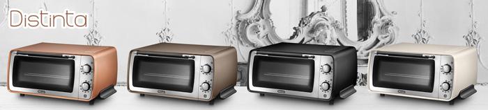 デロンギ ディスティンタコレクション オーブン&トースター EOI407J