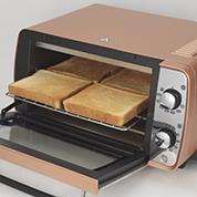 使いやすさはトースター。機能は本格オーブン。