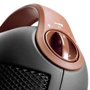 足元の暖めなどのスポット暖房に最適なセラミックファンヒーター