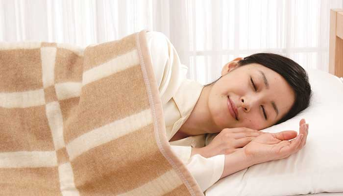 椙山紡織 電気掛敷兼用毛布(ゲルマニウム) SB-KG201