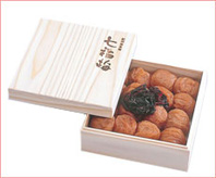 七福梅500g(木箱入り)